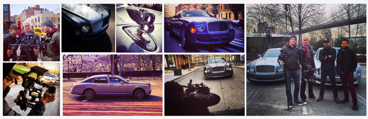 bentley bts