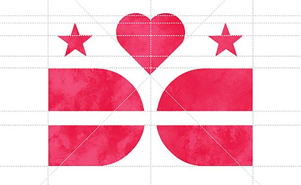dc love logo